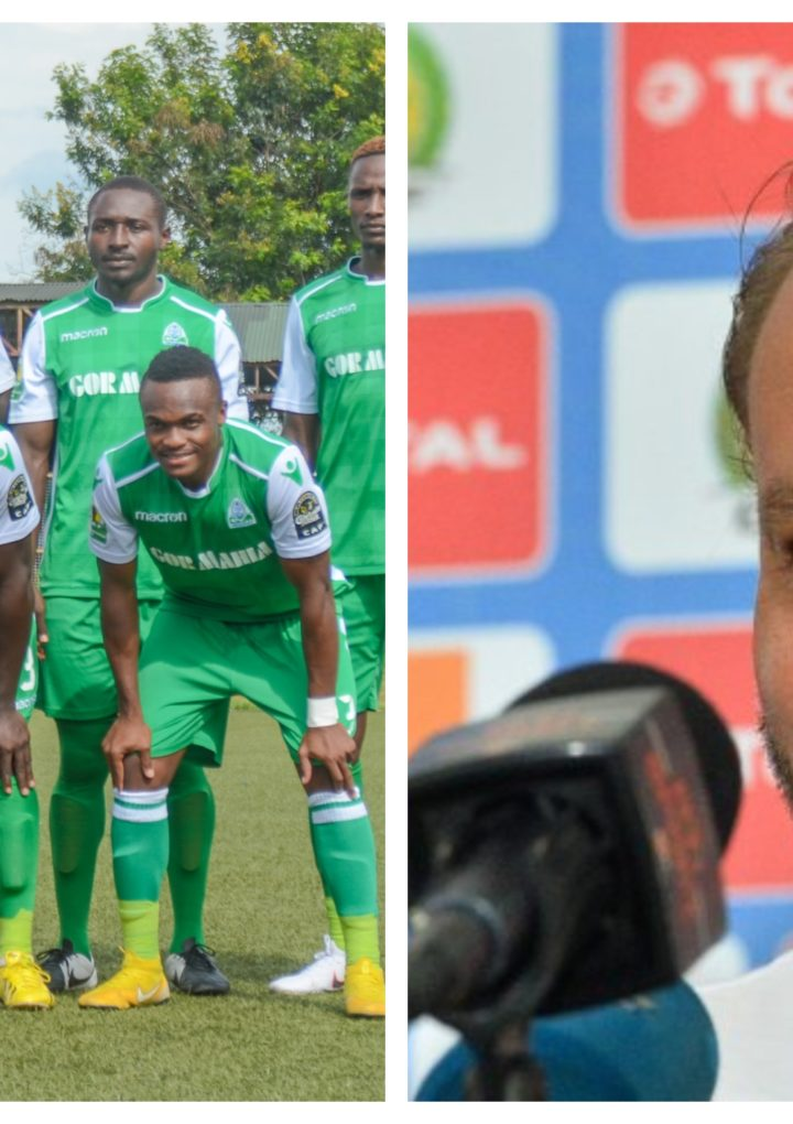 Reports: Coach Sebastien Migne is Interested in Taking Over at Gor Mahia