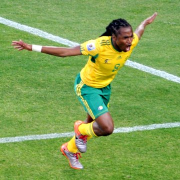 Siphiwe Tshabalala Remembers The Day He Scored One of the Greatest World Cup Opening goals in Recent History.