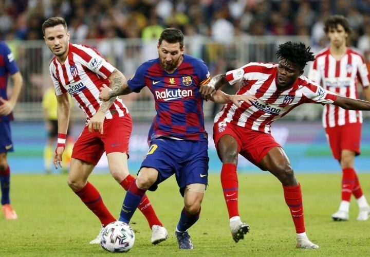 Barcelona's Date With Destiny as Atletico Madrid Comes Calling