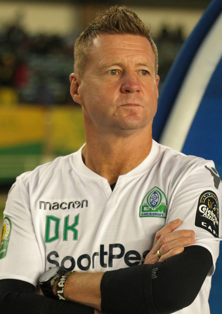 Former Gor Mahia Coach Dylan Kerr Shares His Frustrations Following Suspension of Football