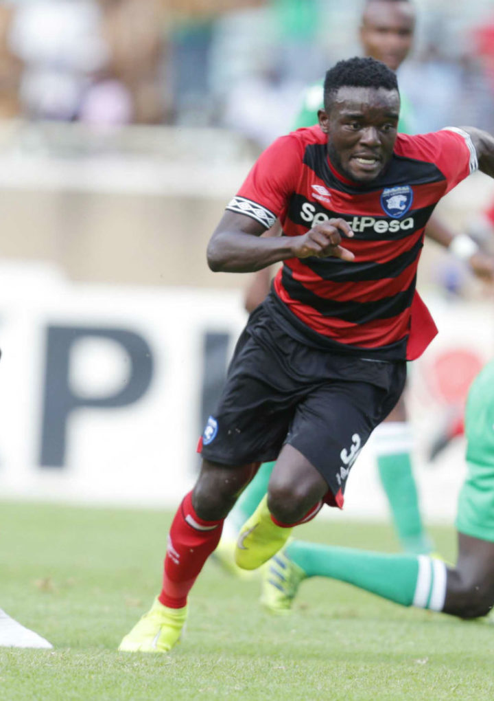 AFC Leopards Leadership Reveal How They Snatched John Makwatta From Gor Mahia