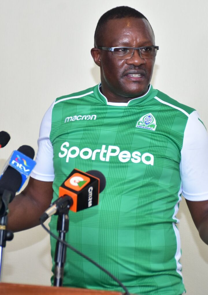 Eliud Owalo Confirms He is Not Interested in Any Position at Gor Mahia
