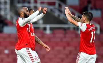 Arsenal Get First PL Win Over Liverpool Since 2015 To Boost Europa League Hopes