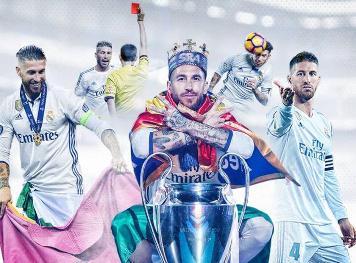 Sergio Ramos at Par With 'The Best in The World'