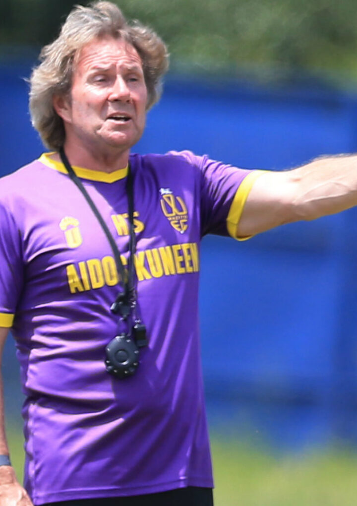 Wazito Confirm That Coach Stewart Hall Has Left The Club