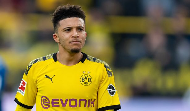 Borussia Dortmund CEO Issues Heavy Statement on Jadon Sancho's 'Pending' Move to Man United