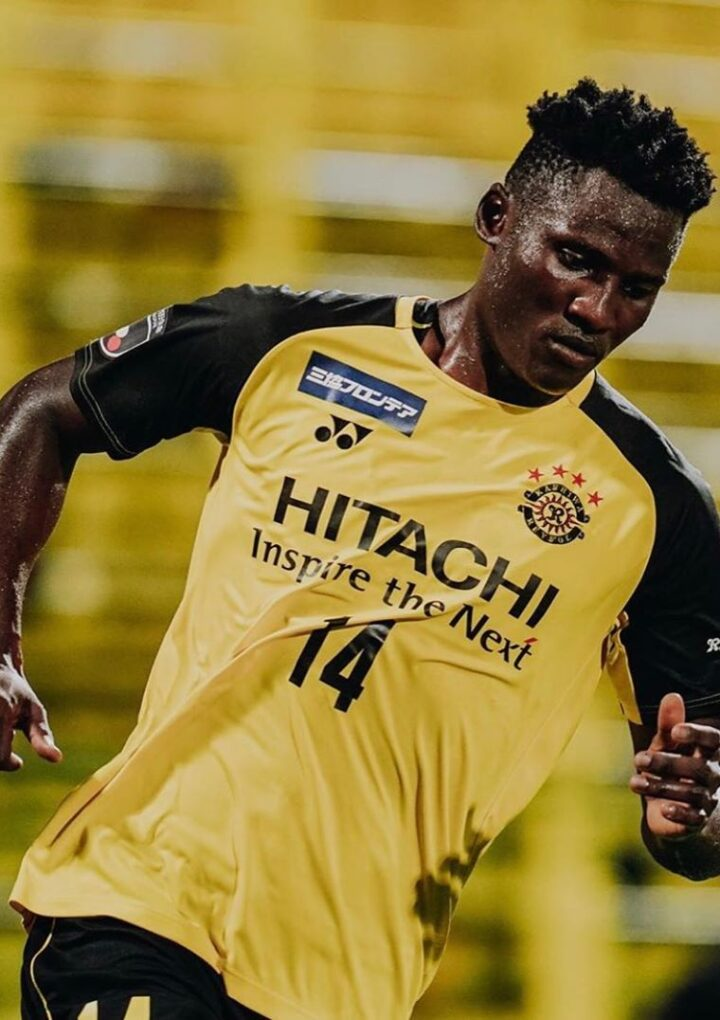 Olunga At The Double But Kashiwa Reysol Witness a Late Fall To Kashima Antlers