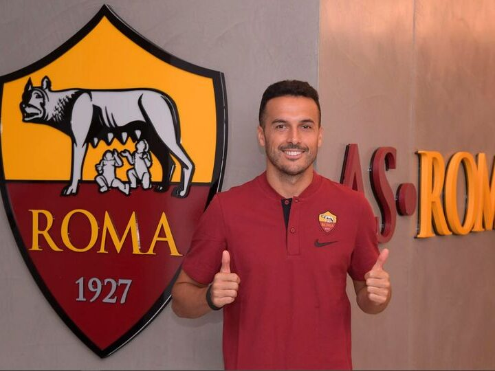 Pedro Seals Move To Serie A Side As Roma