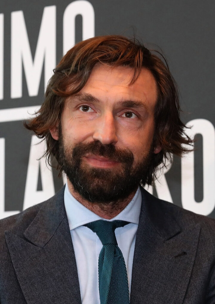 Juventus Name Andrea Pirlo as New Manager Hours After Sacking Sarri