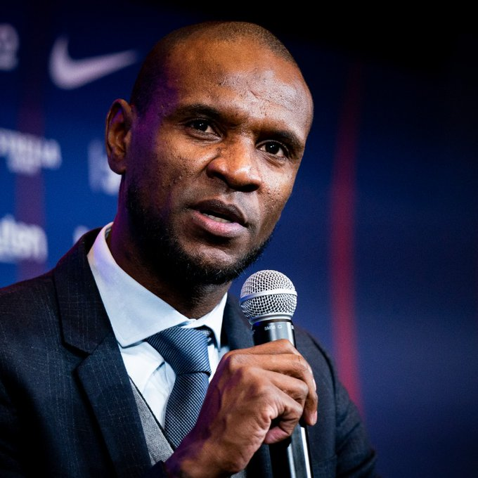 Barcelona Part Ways With Sporting Director Eric Abidal As Restructuring Continues