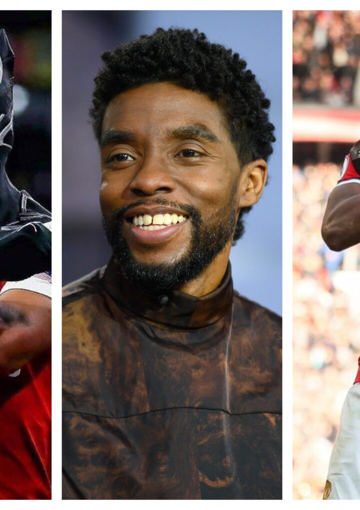 How The Football World Reacted To The Death of Black Panther Star Chadwick Boseman
