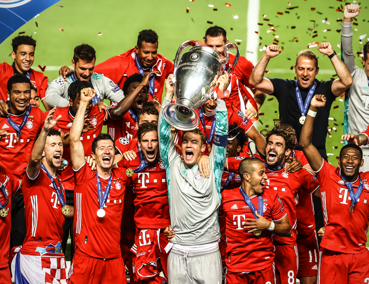 Coman Haunt's Former Employers PSG to Secure Sixth Champions League Title For Bayern Munich