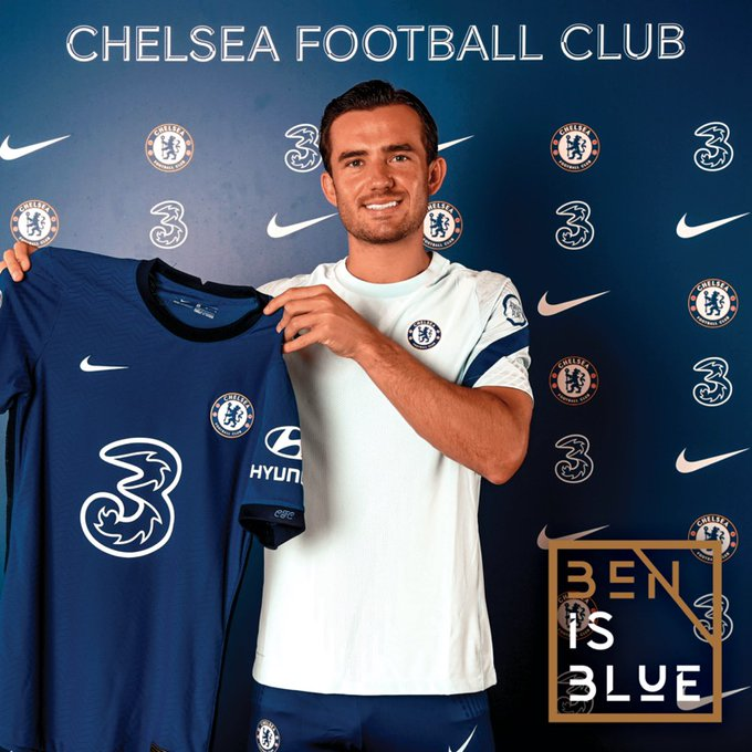 Ben is Blue! Chelsea Confirm The Signing of Chilwell From Leicester City
