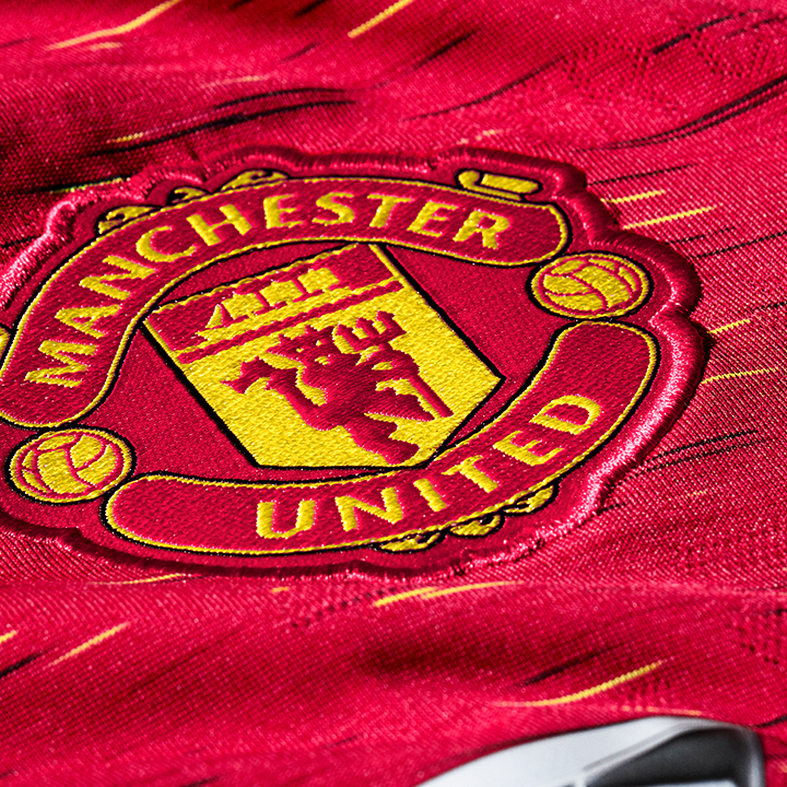 Man United Launch new home kit for 2020/2021 season