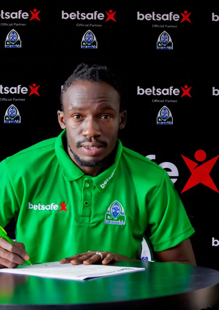 Gor Mahia Confirm The Signing Of Andrew Juma From Mathare United