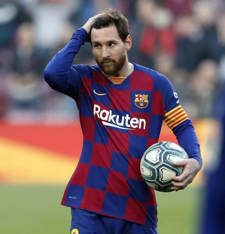 La Liga Issues Statement On Messi's Contract Situation At Barcelona