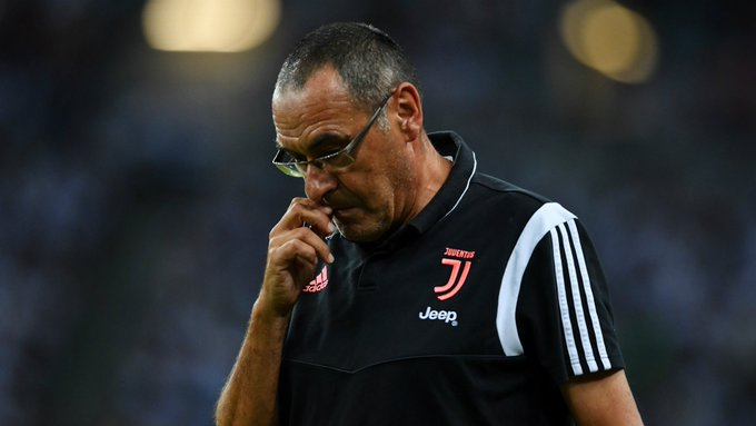 Juventus Issue Official Statement After Parting Ways With Maurizio Sarri