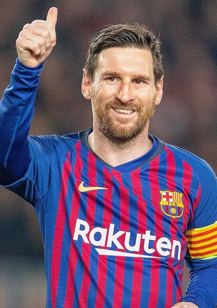 Breaking: Lionel Messi To Stay At Barcelona