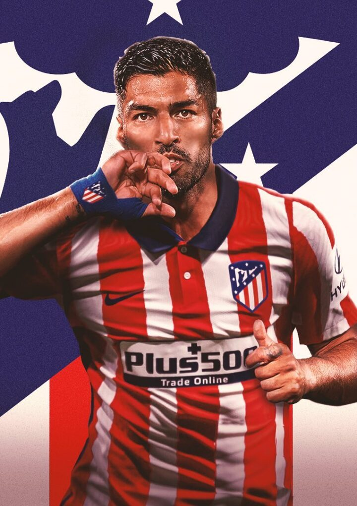 Atletico Madrid Close In On Deal For Luis Suarez After Agreeing Terms With The Striker