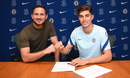 Chelsea Confirm The Signing Of Kai Havertz