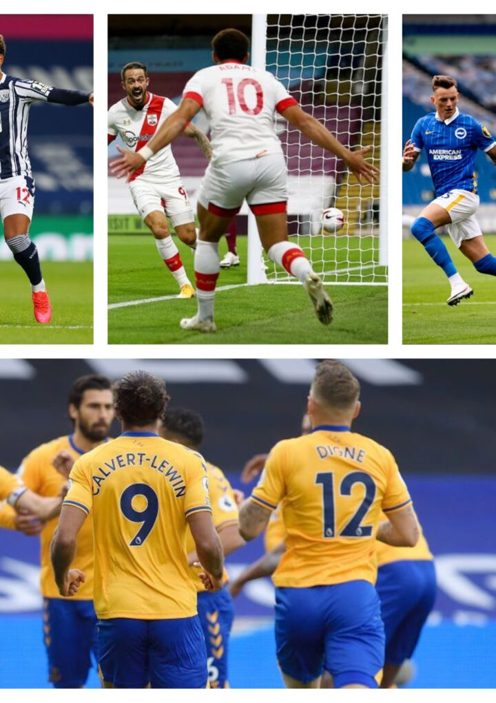 Chelsea Dig Deep, Man United Chase The Seagulls, Everton Live The Dream as Saints See Off The Clarets