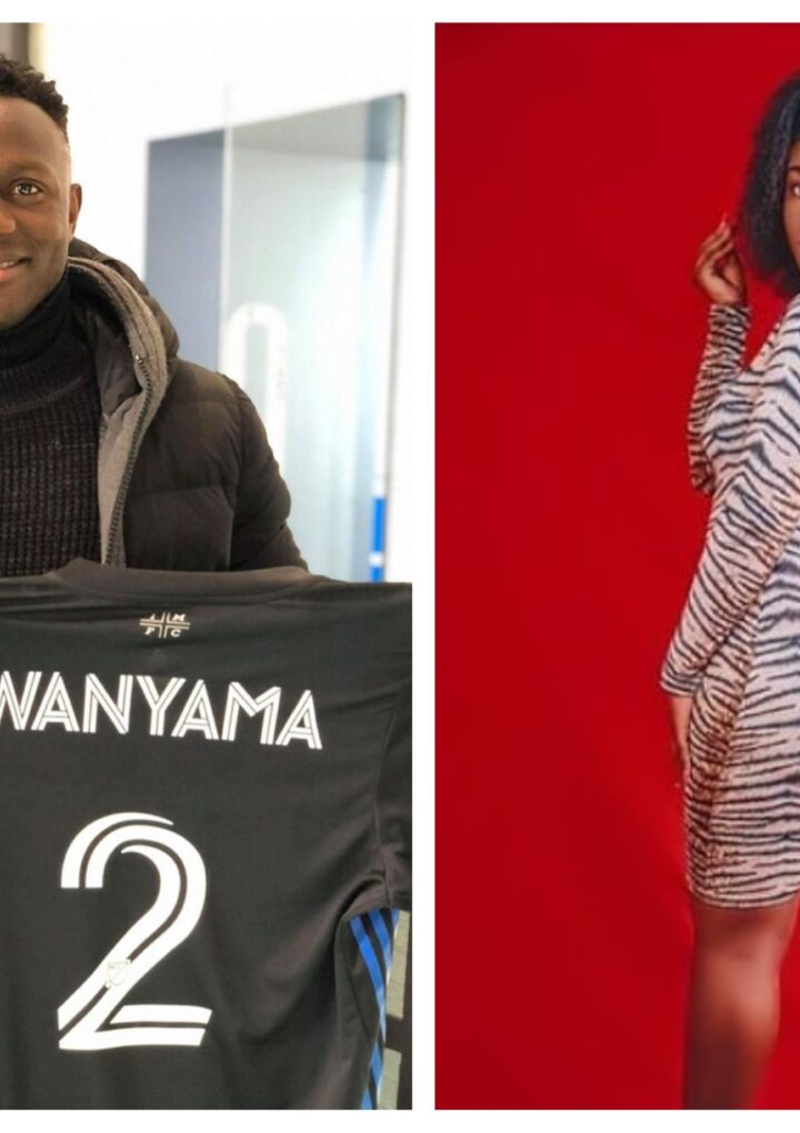 Victor Wanyama To Take Legal Action Against Kenyan Lady Who Claimed They Had An Affair