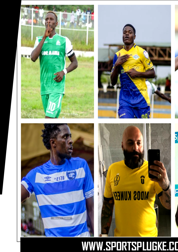THE KPL TAKES: A Project Highlighting The Defining Moments in Kenya's Top Most Football League
