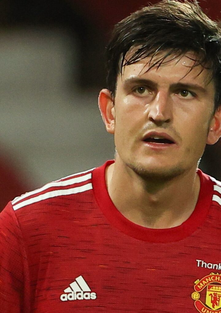 Maguire Calls On Man United To Make Old Trafford A Fortress Once Again