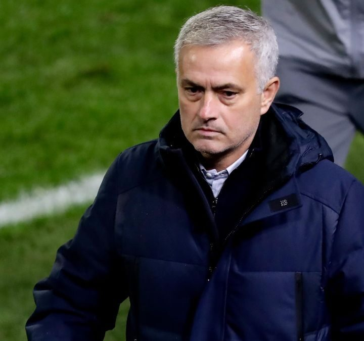 Mourinho Aims Dig At Tottenham After Bale Winner Against Brighton
