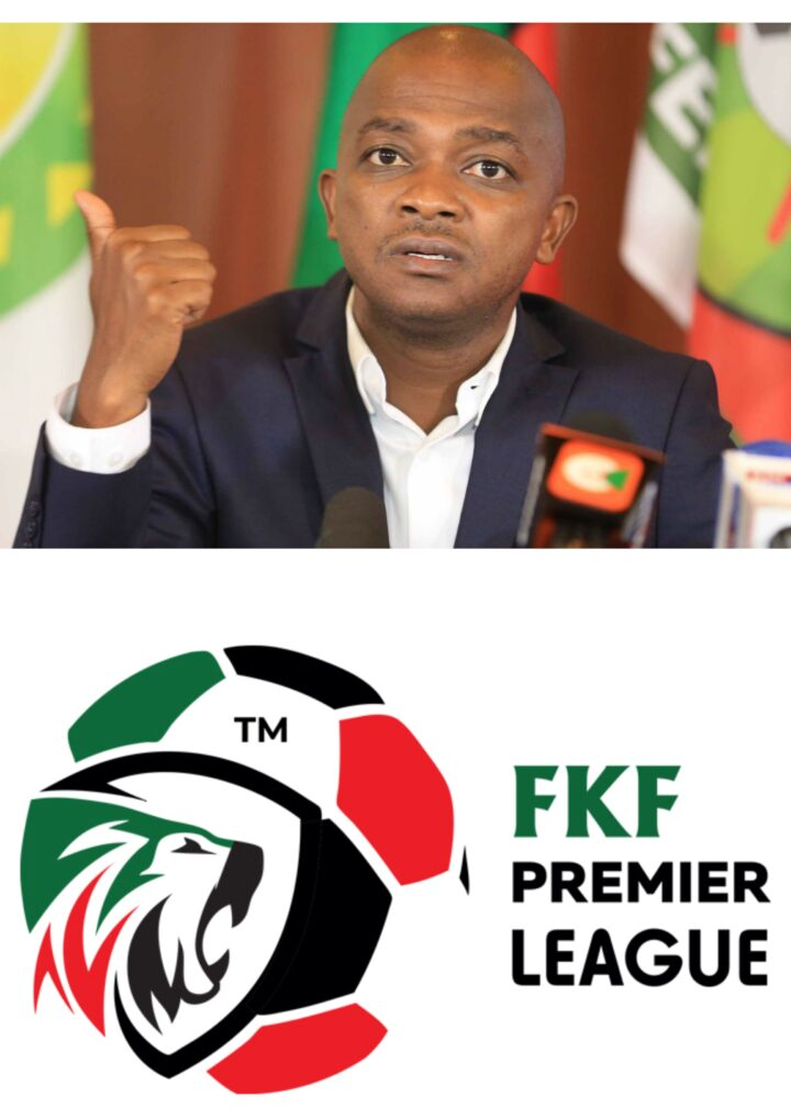 FKF President Nick Mwendwa Confirm's Change In Kick-Off Dates For The FKFPL