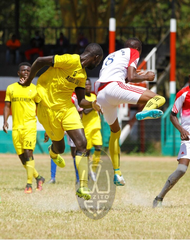 Wazito Bounce Back From Zoo Defeat With 5-Star Beating Of Narok Combined In Friendly