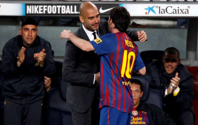 Messi Inches Closer to Man City Move after Guardiola's New Deal