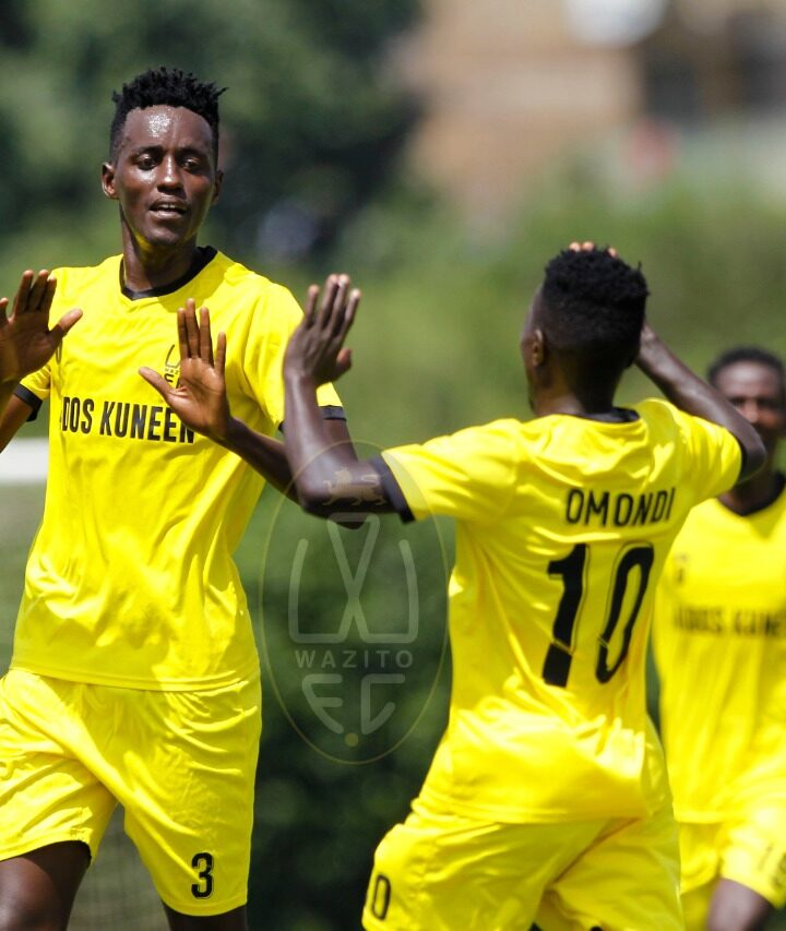 Kimanzi Bags First Three Points As Wazito Coach With Win Over Vihiga United