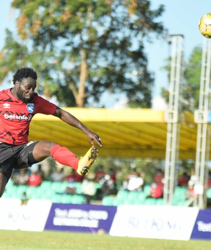 Can Elvis Rupia Deliver the Elusive League Title at AFC Leopards?
