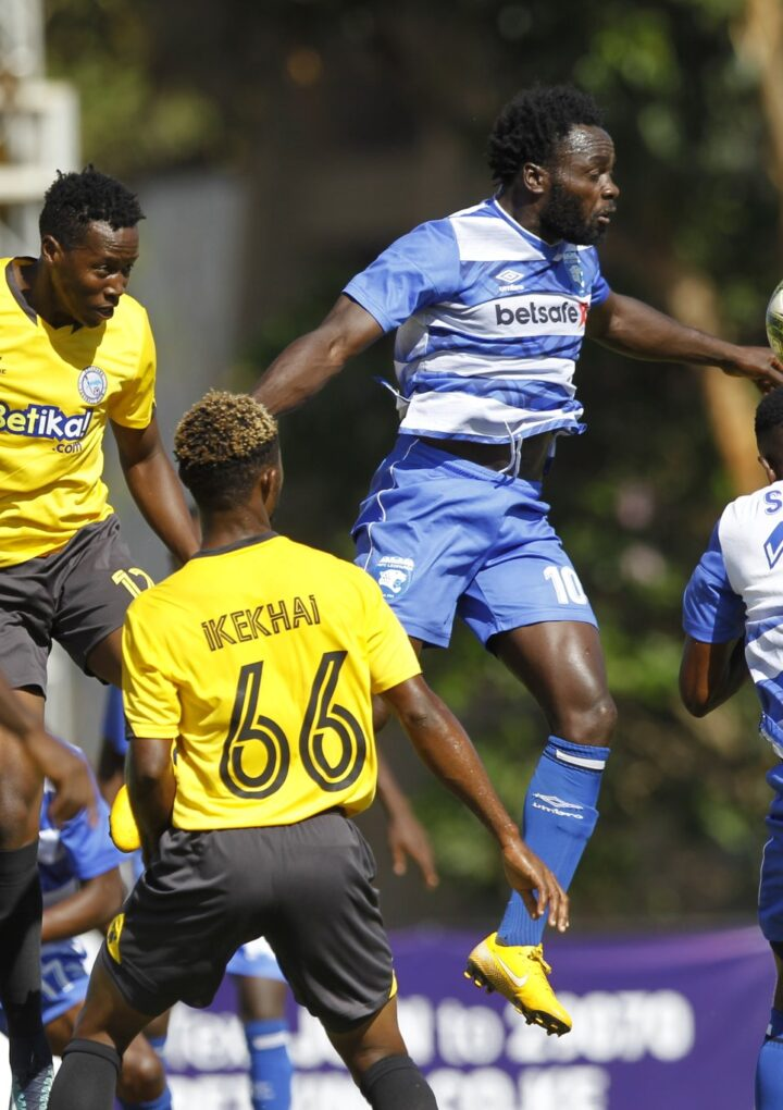 All Eyes on Elvis Rupia as AFC Leopards Host Wazito