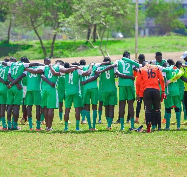 CAFCL: Gor Reveal Travelling Squad Ahead of Algeria Assignment