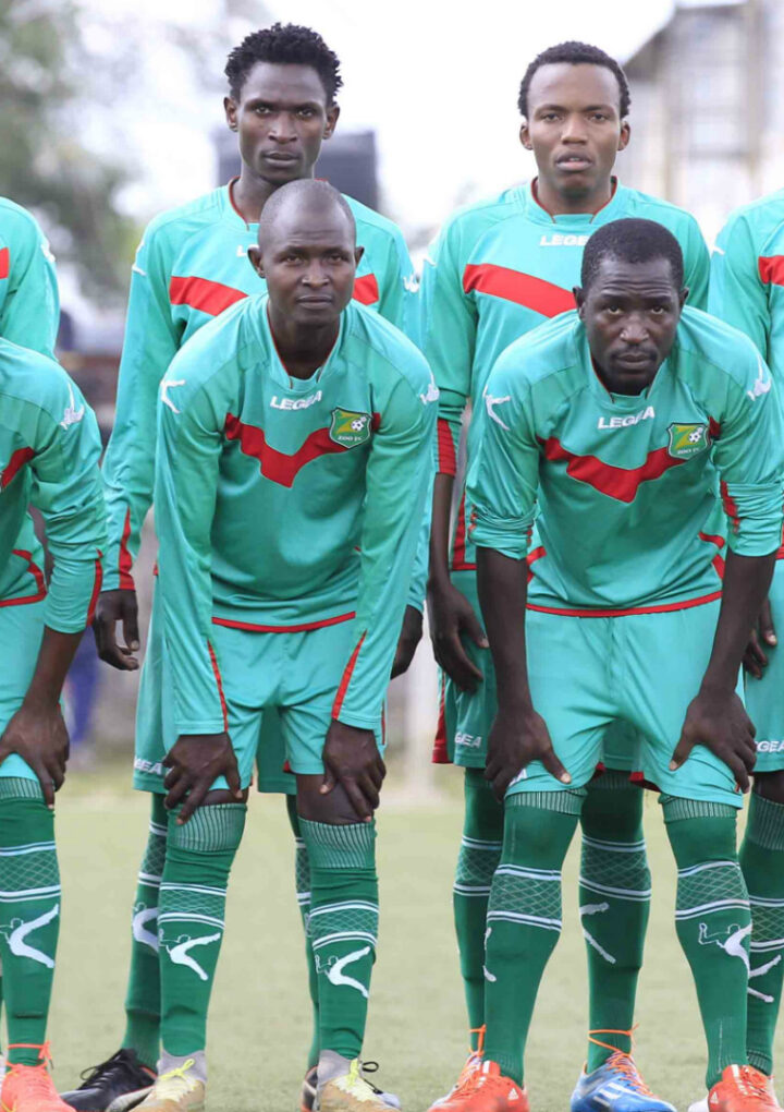 FKF Suspends ZOO F.C & Mathare United From All Football Activities