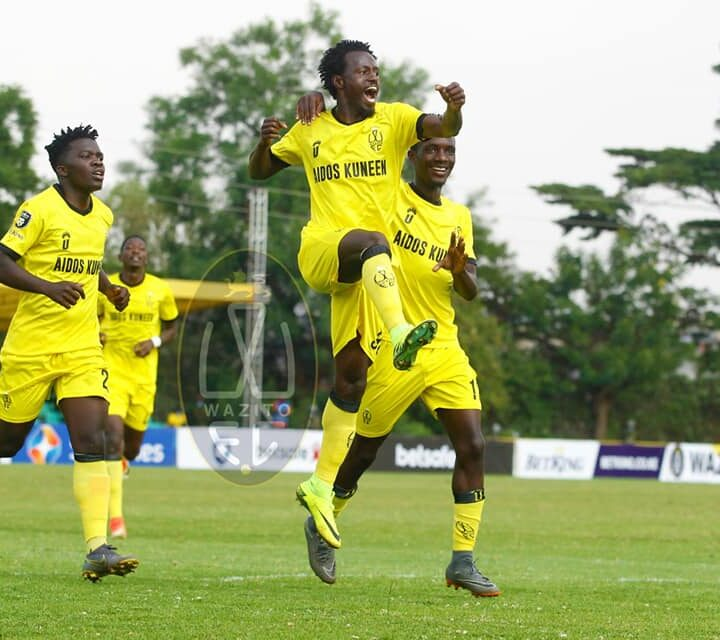Kimani on Target as Wazito Cage Leopards in Nairobi
