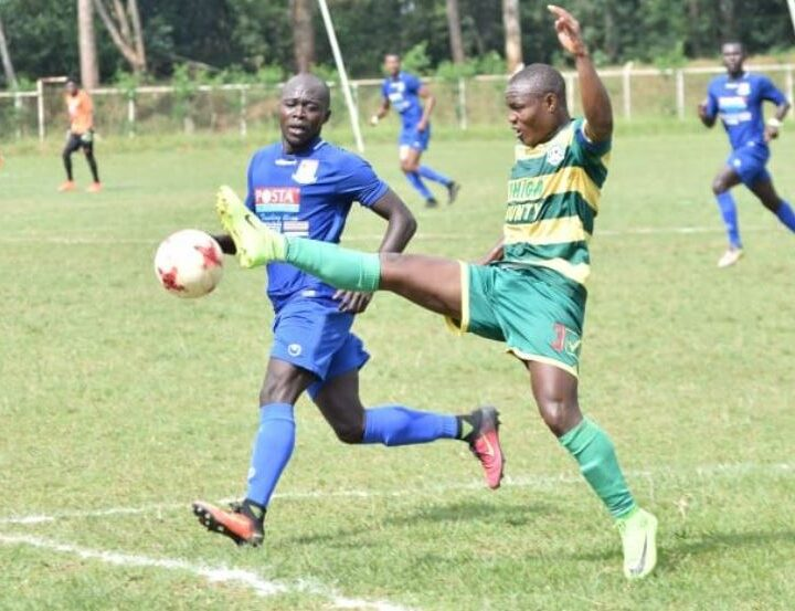 Pamzo's Rangers Record First Win of the Season in a Red Card Affair