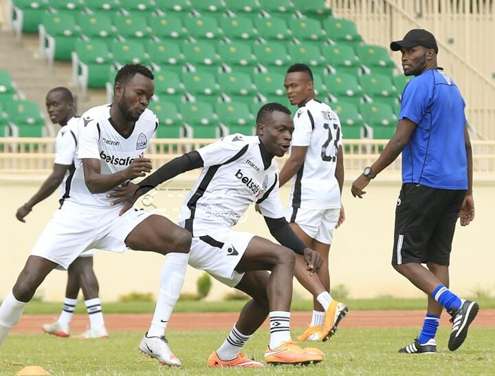 """""""Let's See What Will Happen"""" Pamzo Addresses Reports of Permanently Moving to Gor Mahia"""