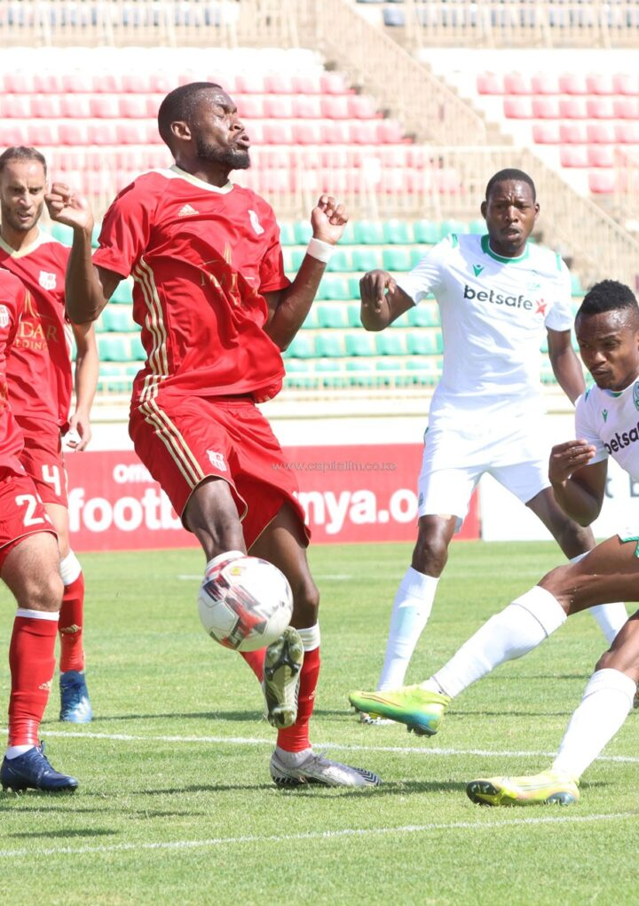 Gor Out of the Champions League After Another Loss to CR Belouizdad