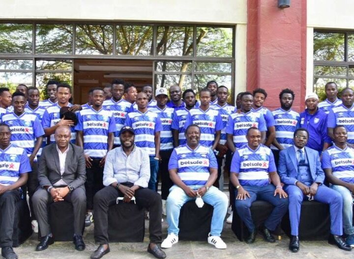 AFC Leopards Management Make Major Promise to Players as Hunt for League Title Continues
