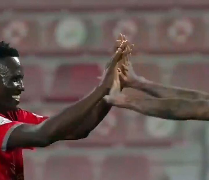 Watch: Olunga Grabs Hat-trick for Al Duhail SC in the Emir Cup