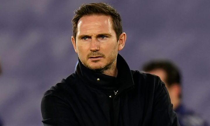 Chelsea Part Ways With Manager Frank Lampard