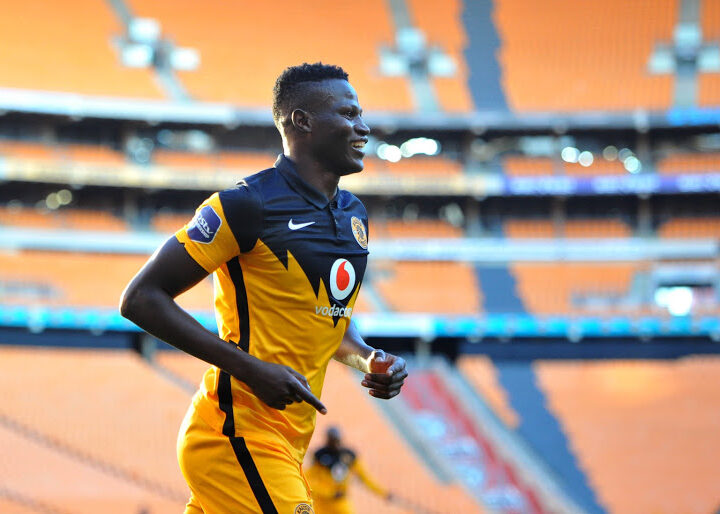 Akumu Opens Up on His Positional Switch at Kaizer Chiefs