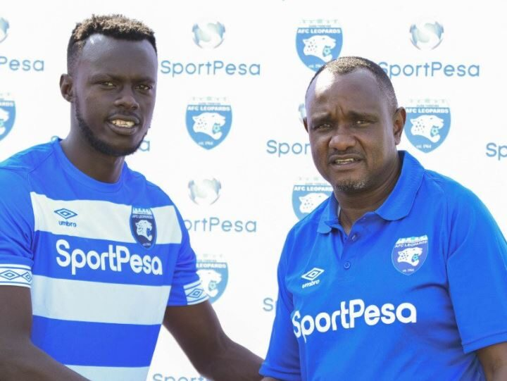 FIFA Cracks The Whip on AFC Leopards Over Habamahoro's Outstanding Dues