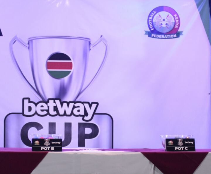 FKF Release Preliminary Round Fixtures for Betway Cup