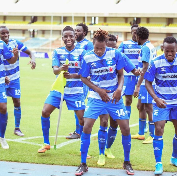Thiong'o on Target as Aussems Record First League Win as AFC Leopards Head Coach