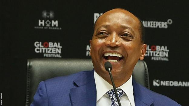 South African Billionaire Patrice Motsepe Elected New CAF President