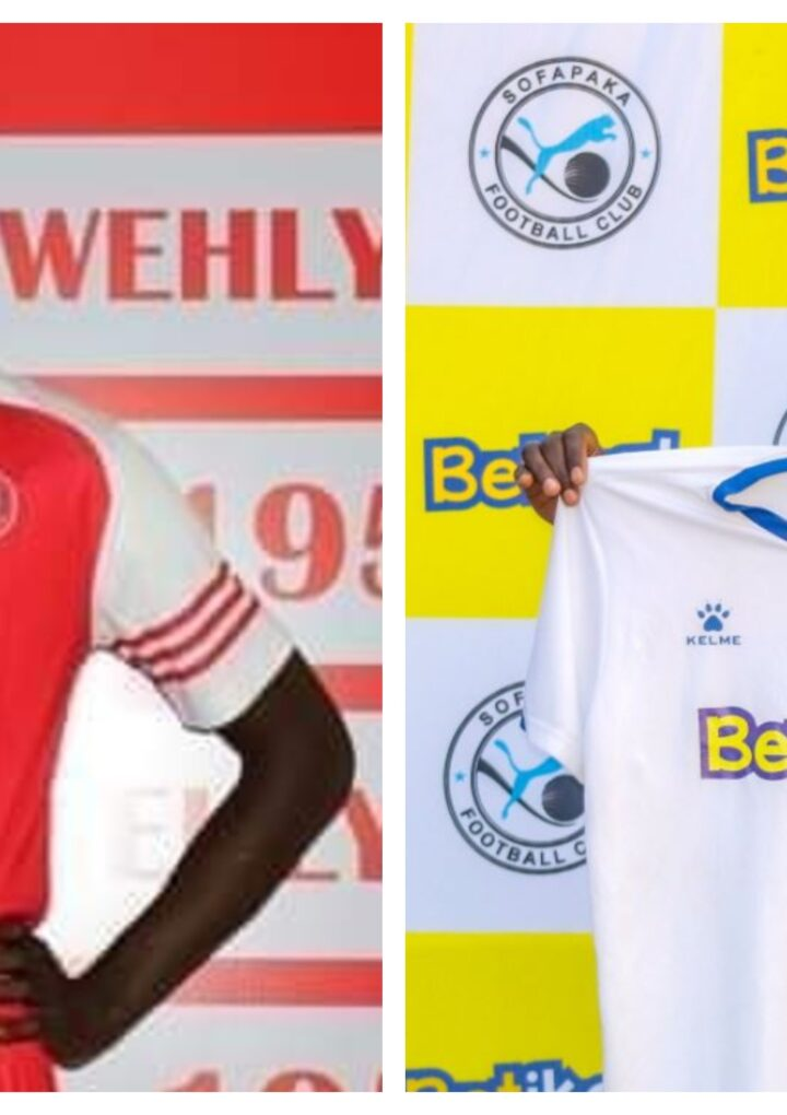 Pistone Mutamba Returns to Sofapaka After Asswehly SC Deal Hit a Snag